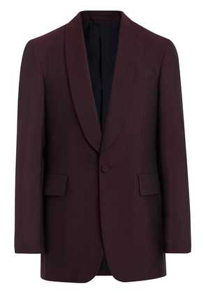 Burberry classic evening jacket - Red