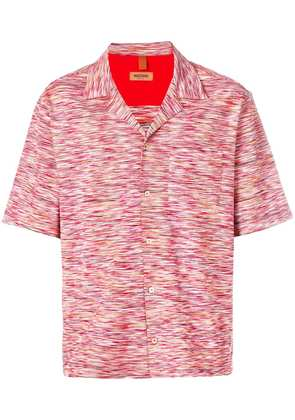 Missoni loose fit shirt - Pink