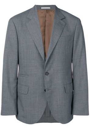 Brunello Cucinelli oversized suit jacket - Grey