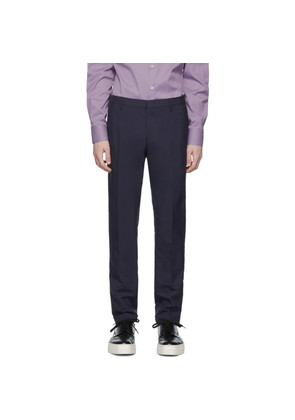 Paul Smith Navy Gents Trousers