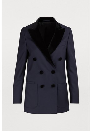 Manon velvet collar jacket