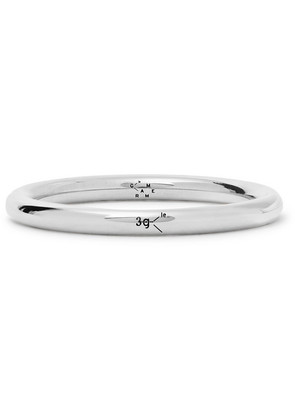 Le Gramme - Le 3 Polished Sterling Silver Ring - Silver