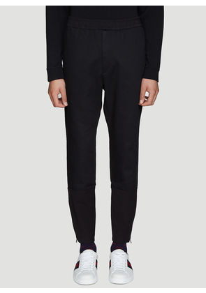 Gucci Zipped Military Pants in Black size IT - 46