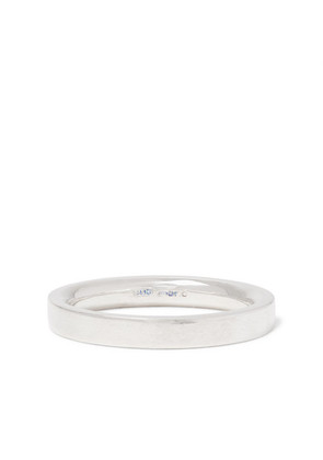 Alice Made This - P4 Bancroft Polished Silver Ring - Silver