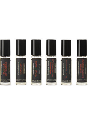 Frederic Malle - Essential Collection: First Encounter, 6 X 3.5ml - Colorless