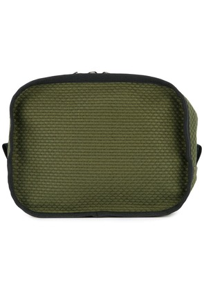 Cabas Outfit small pouch - Green