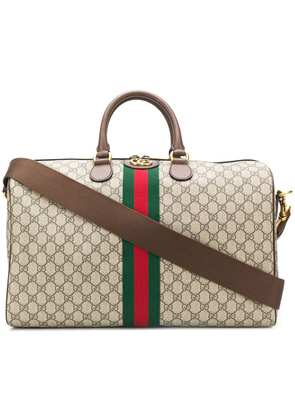 Gucci Ophidia GG carry-on bag - Neutrals