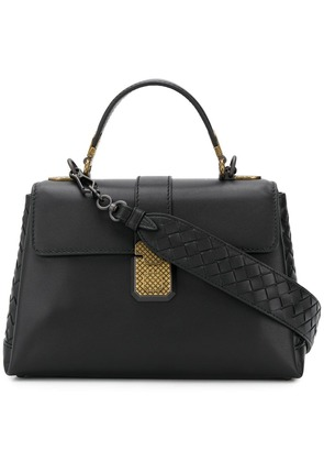 Bottega Veneta Piazza shoulder bag - Black