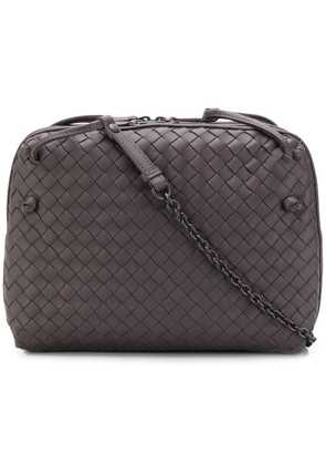 Bottega Veneta Nodini crossbody bag - Purple