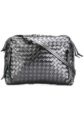 Bottega Veneta Nodini crossbody bag - Silver