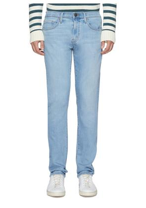 'Tyler' washed slim fit jeans