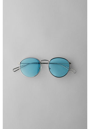 Explore Rounded Sunglasses - Silver