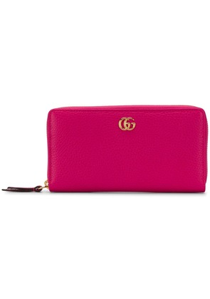 Gucci Double G wallet - Pink