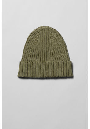 Place Cotton Beanie - Green