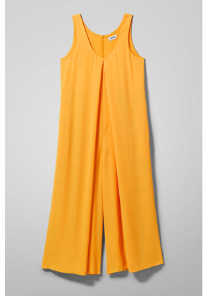 Spectator Jumpsuit - Yellow