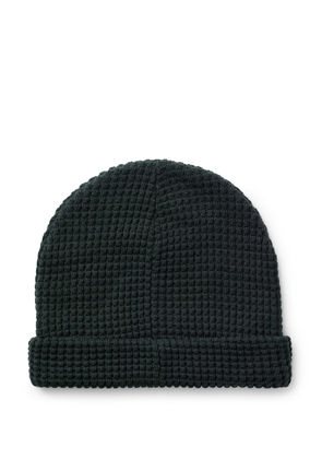 Trap Knitted Hat - Blue