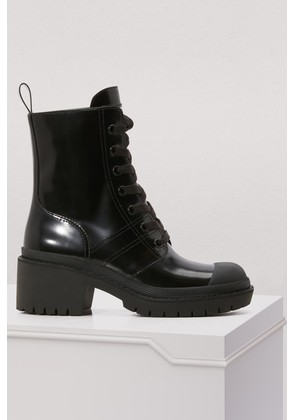Bristol laced-up boots