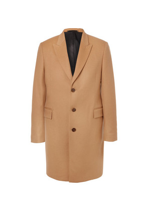 Paul Smith - Wool And Cashmere-blend Coat - Camel