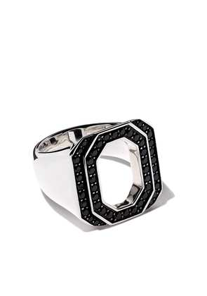 Tom Wood Queen spinel ring - Silver