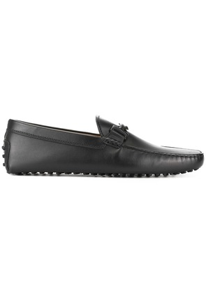 Tod's Gommino driving loafers - Black