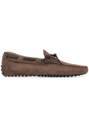 Tod's Gommino driving shoes - Brown