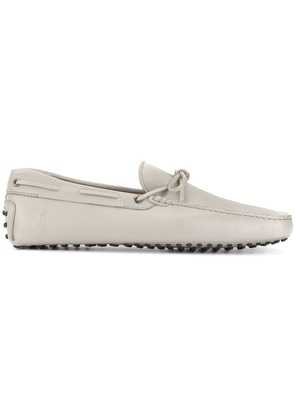 Tod's classic Gommino loafers - Grey
