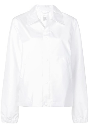 Helmut Lang shirt fit jacket - White