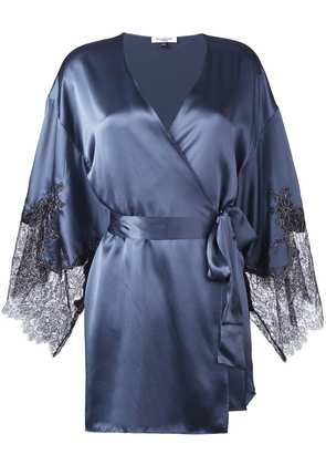 Gilda & Pearl 'Hour Before Dawn' kimono - Blue