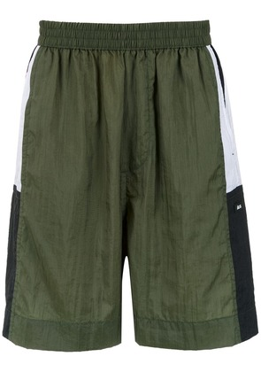 Àlg two tone shorts - Green