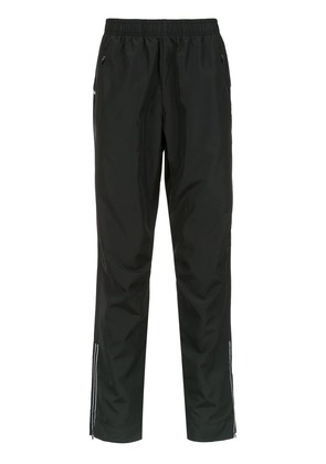 Track & Field straight fit trousers - Black