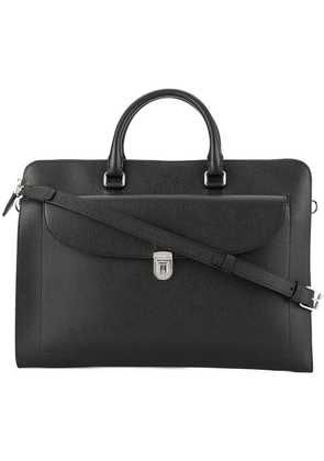 Tod's classic briefcase - Black