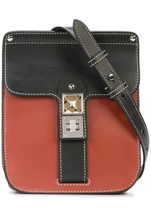 Proenza Schouler Ps11 Box Bag-Smooth Leather - Black