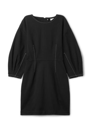 Portrait Dress - Black
