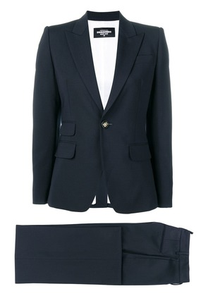 Dsquared2 Marlene two piece suit - Blue