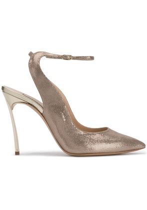 Casadei Blade pumps - Gold