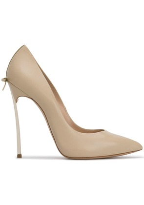 Casadei Blade pumps - Neutrals