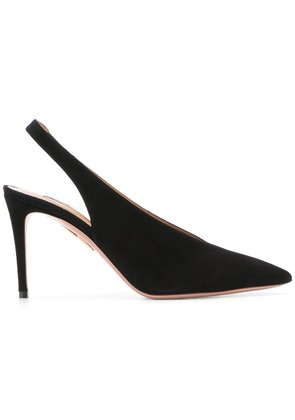 Aquazzura classic pointed-tip pumps - Black