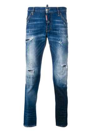 Dsquared2 Sexy twist jeans - Blue