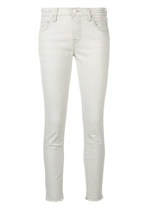 Jacob Cohen skinny fitted jeans - White