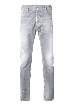 Dsquared2 Cool Guy lightly distressed jeans - Grey