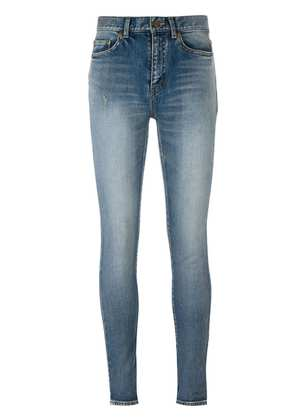 Saint Laurent classic skinny jeans - Blue
