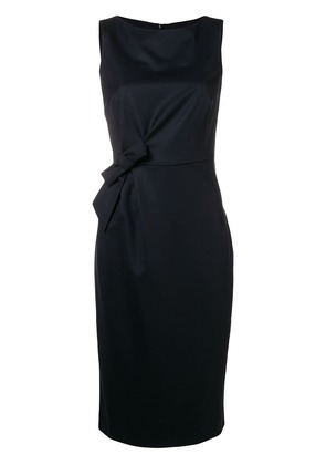 P.A.R.O.S.H. fitted cocktail dress - Blue
