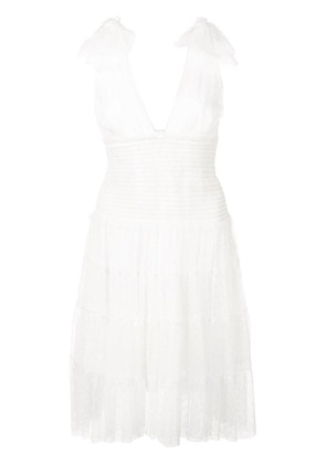 Cinq A Sept Valeria dress - White