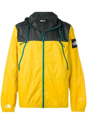 The North Face hooded jacket - Yellow