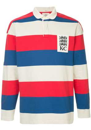 Kent & Curwen striped rugby polo shirt - Multicolour