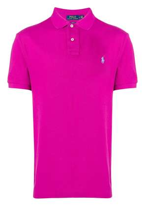 Polo Ralph Lauren classic polo shirt - Purple