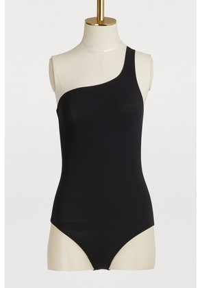 Sage one-piece bathing suit