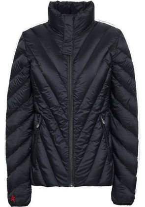 Perfect Moment Woman Quilted Shell Down Jacket Black Size L