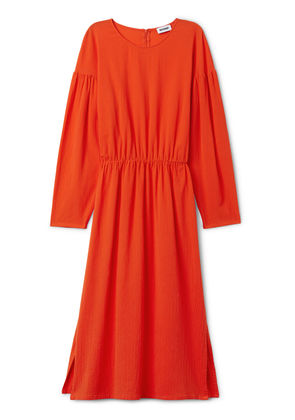 Yancey Dress - Orange