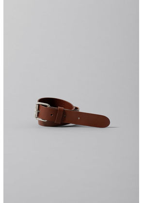 Perfect Leather Belt - Brown